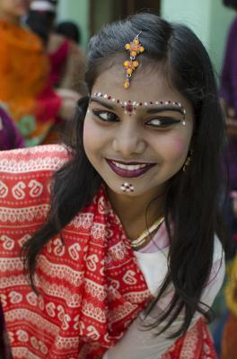 SARI, VARANASI, INDIA, 2016.