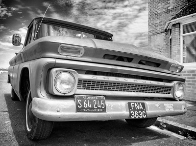 Bexhill Chevy.