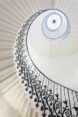 Queen-Anne Stairs