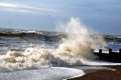 Rough Sea 1.