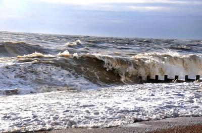 Rough Sea 2.