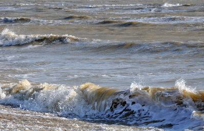 Rough Sea 3.