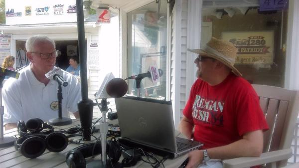 Castle interview on 1280AM