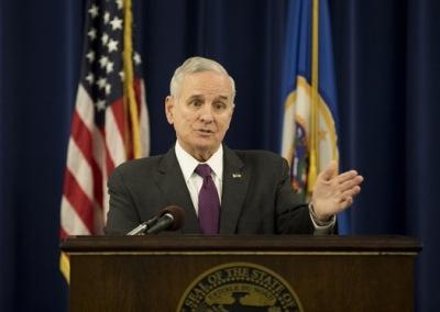 Dayton Says He'll Veto GOP.......