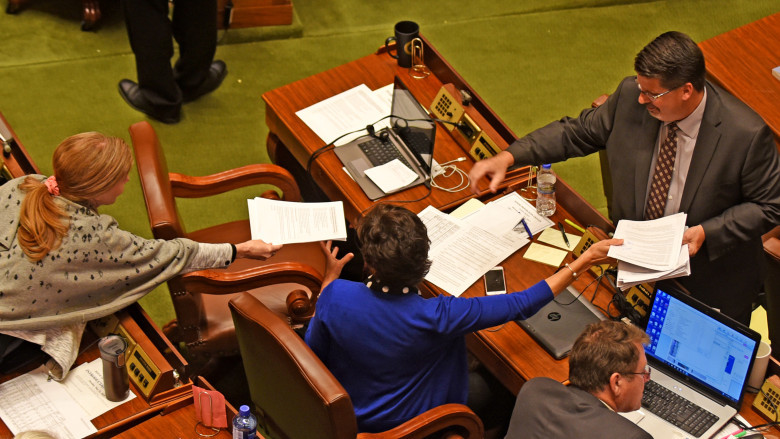 With Time Winding Down At The Capitol, The Legislature Has A Lot Undone