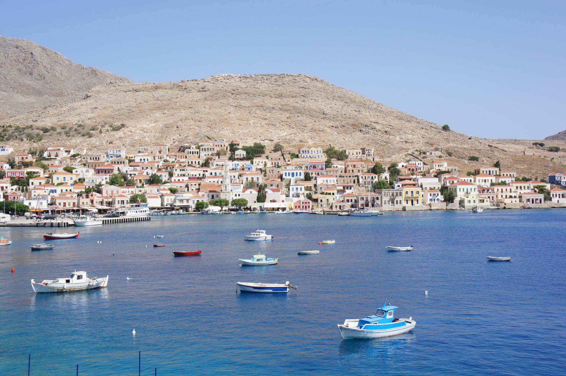 Halki Island