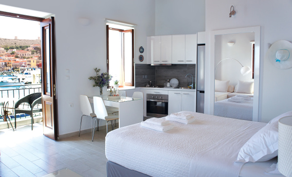 vacation rental, Chalki, Greece, vacation, Greek islands