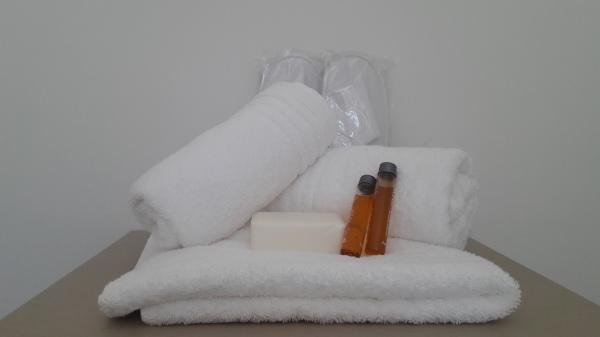 Bathroom towels- amenities