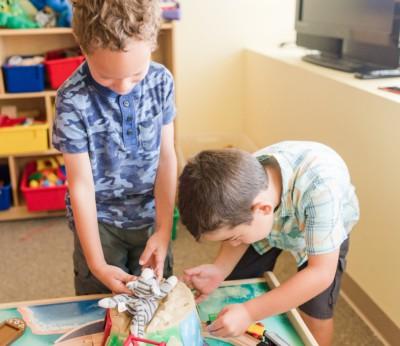spanish kindergarten students in virginia