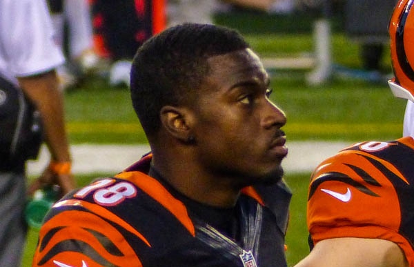 Burnt Coverage Fantasy Spotlight - A.J. Green