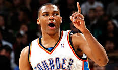 Meet your 2017 NBA MVP - Russell Westbrook