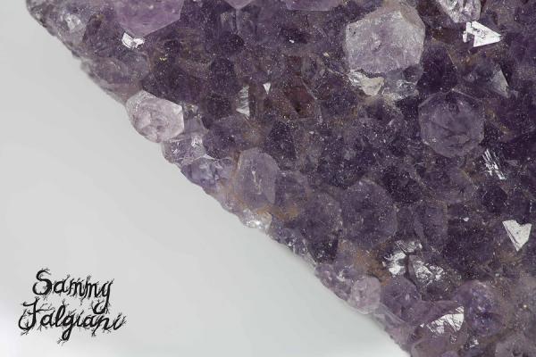 quartz, amethyst, macro, stack shot, focus stack, geology