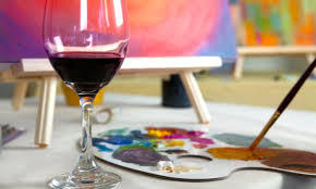 Rembrandt and rose, rembrandt & rose, paint and sip turlock