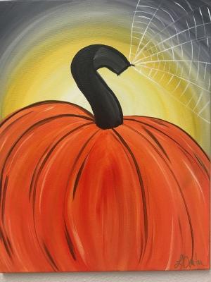 Webby Pumpkin