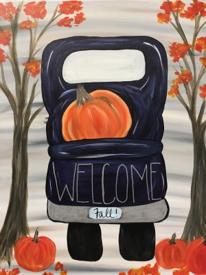 Going to the Pumpkin Farm