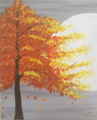 Fall by the Moon