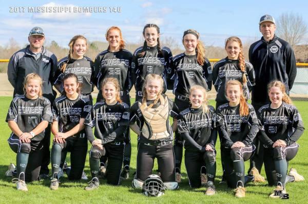 2017 14U Gold Team