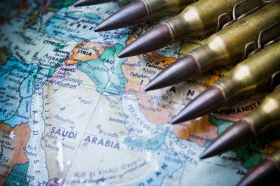 Geopolitical Hot Spot: The Middle East