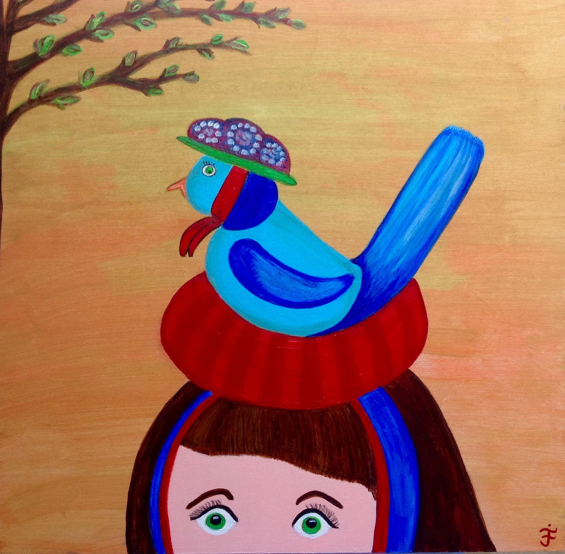 The Bluebird of Hattiness