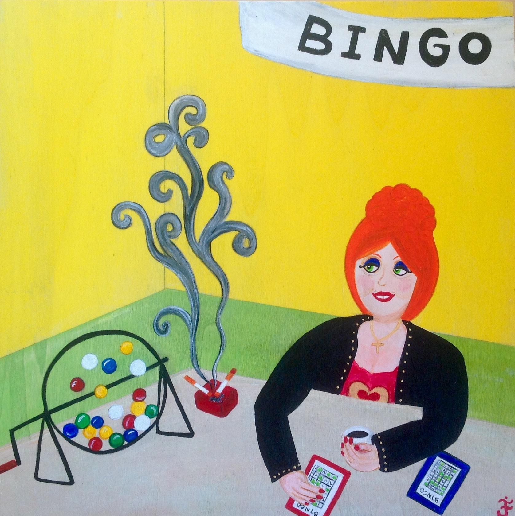 Bingo Whore