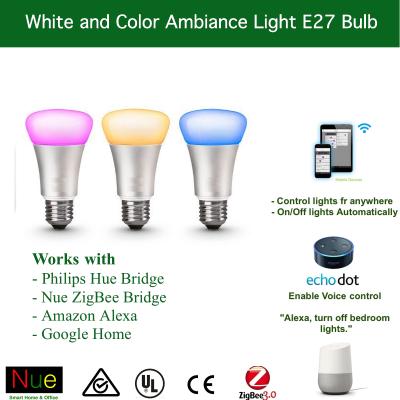 ZigBee Smart E27 Bulb