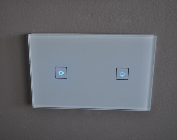 Smart Light Switch - 2 Gang