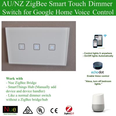 ZigBee Wireless Smart Dimmer Switch