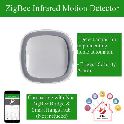 ZigBee Smart Infrared Motion Sensor / Detector