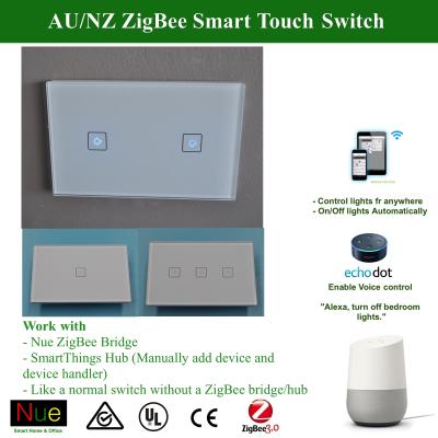 ZigBee Wireless Smart Light Switch