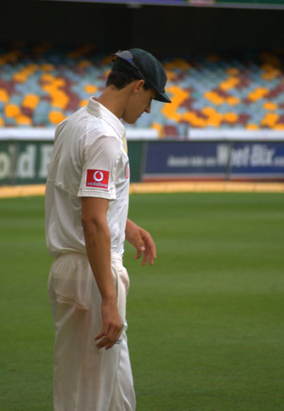 Mitchell Starc and Stress Fractures