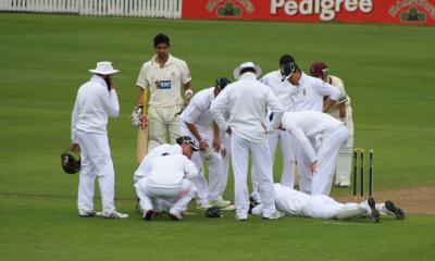 Lower limb injuries in cricket