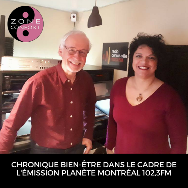 Christian Tremblay - Partage International, Joyce Veeramootoo - Programme Zone de confort