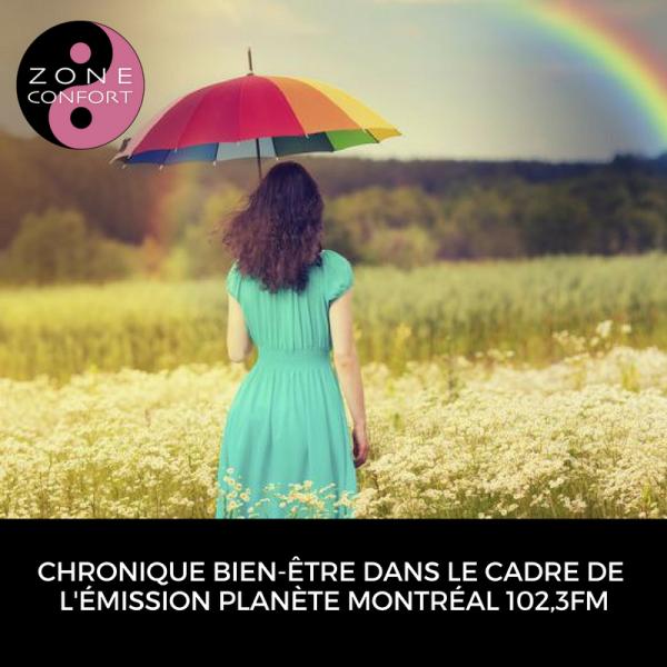Chronique Zone de confort sur les ondes du 102,3FM