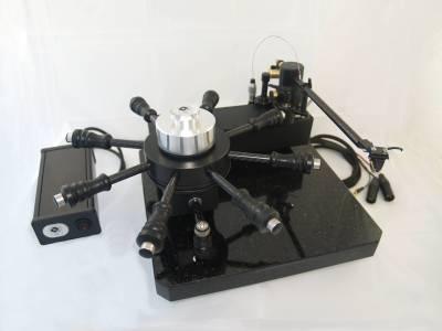 iota-audio-design jot S-P & Satori II tonearm
