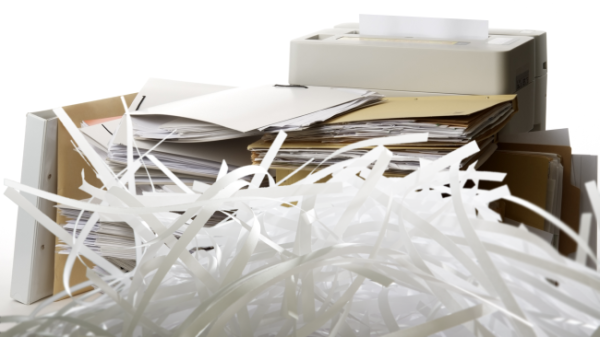 bulk paper shredding services On-site one-time/bulk shredding green machine shredding ensures you stay compliant with the shredding green machine - shredding about us services.