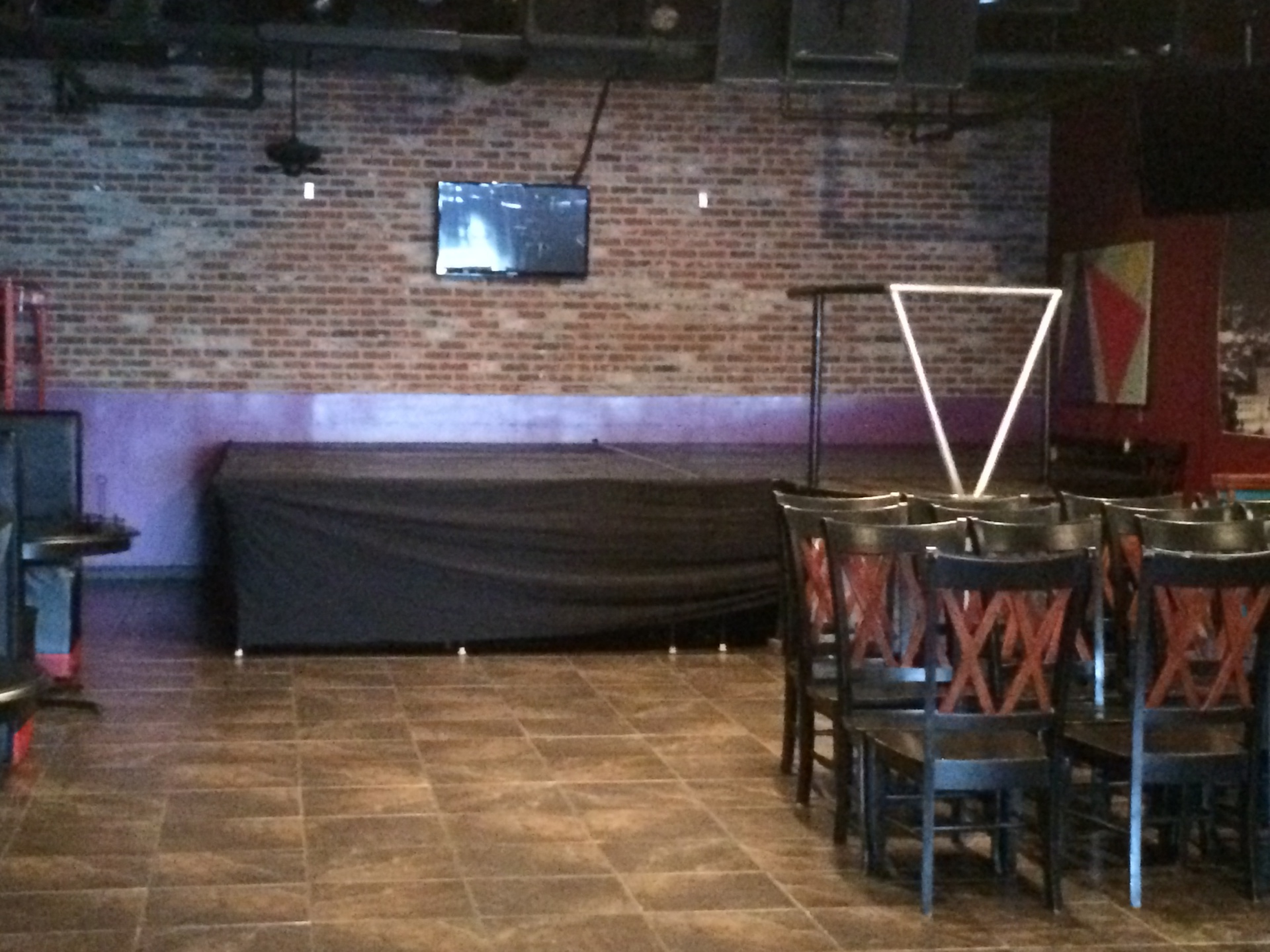 Nightclub Stage