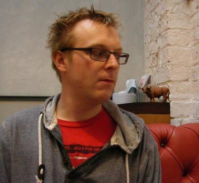 Damien Mckeating