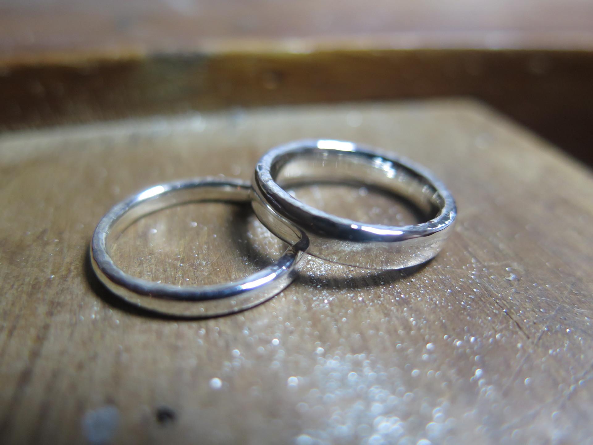 make your own platinum wedding rings