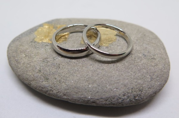 platinum, wedding, rings, alternative, make, your, own, handmade, precious