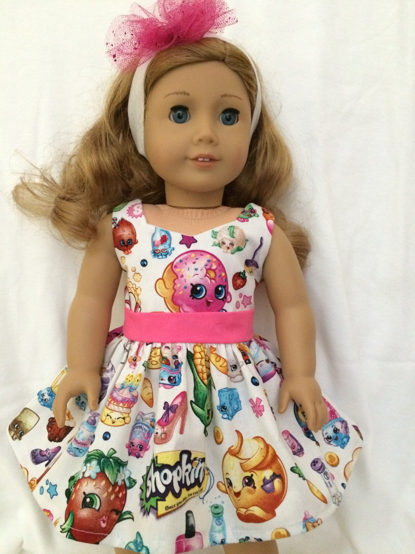 SHOPKINS COTTON DRESS