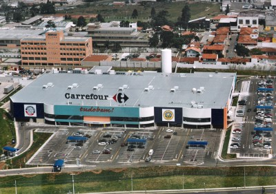 Hipermercado Carrefour - Curitiba