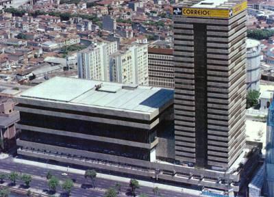 Agência Central dos Correios RJ