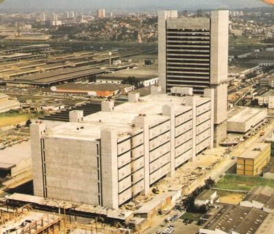 Agência Central dos Correios SP