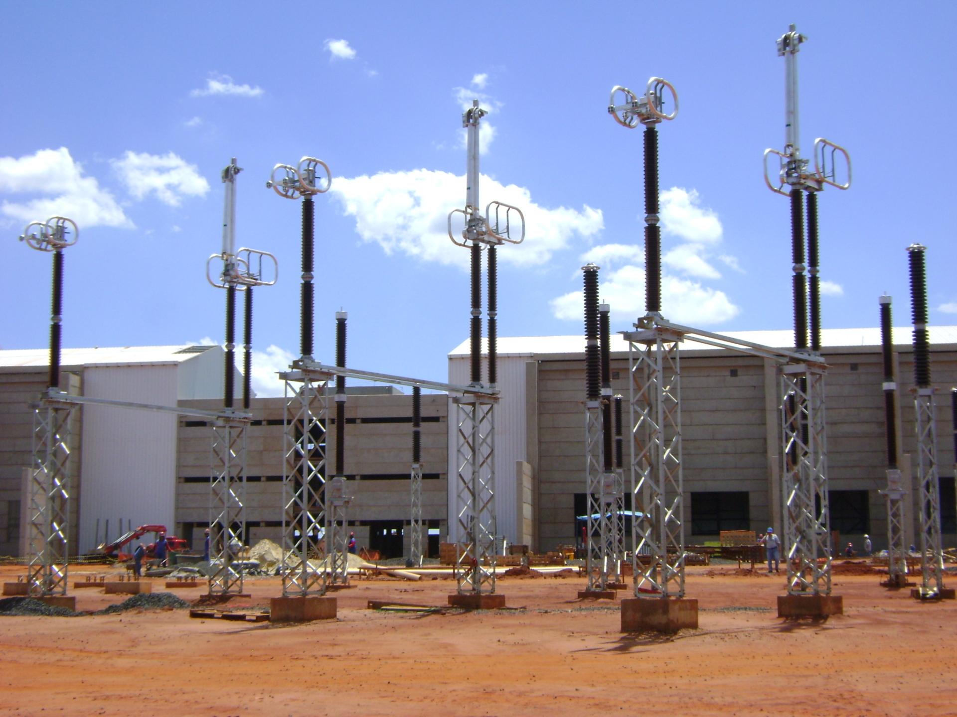 Substação Conversora de Energia