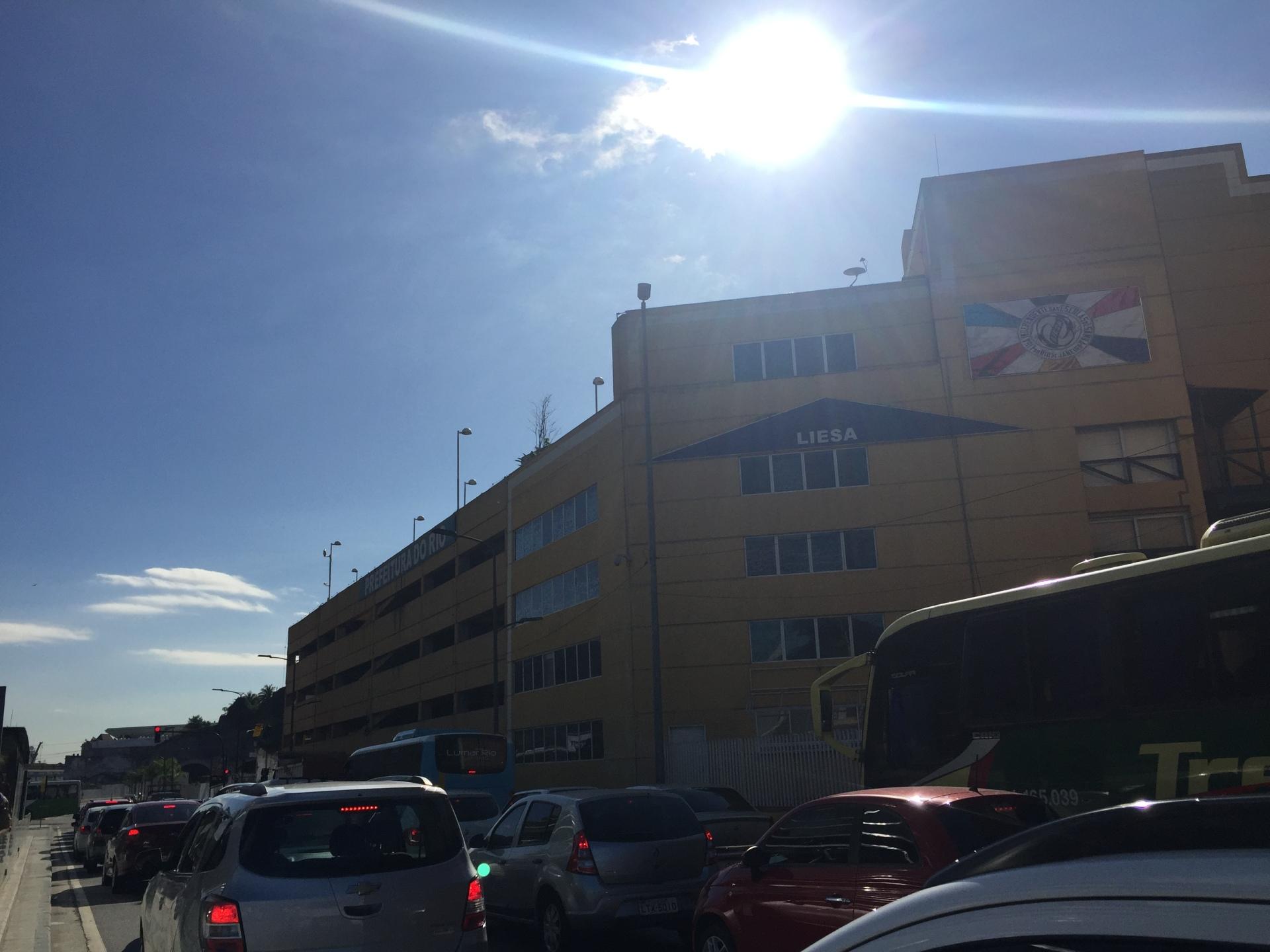 Estacionamento Cidade do Samba