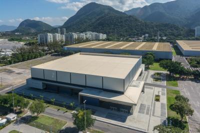 Rio Centro-Pavilhão 6