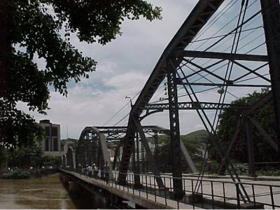Ponte sobre o Rio Paraiba do Sul