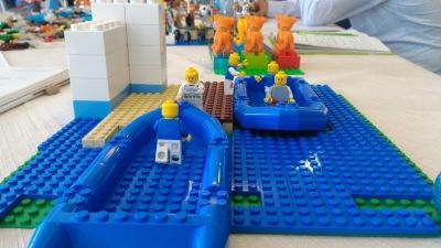D' LEGO Estrategia