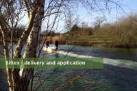 Siltex - Delivery & Application