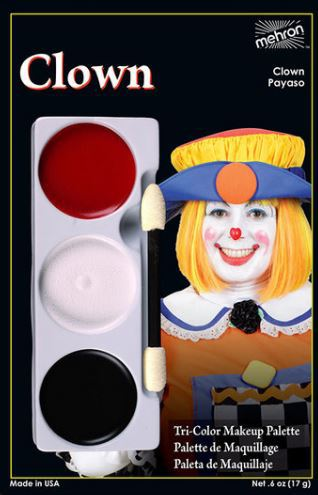Clown Palette